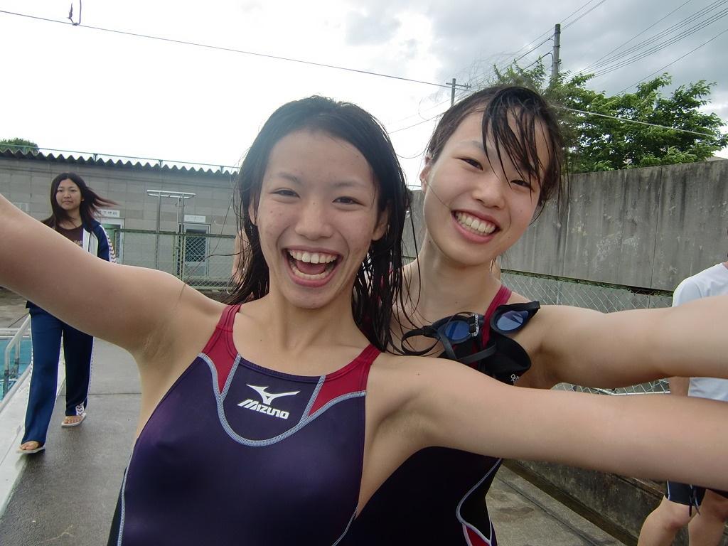 競泳 乳首 中学生水着集合写真  ไอเดีย Sport girls 360 รายการ ในปี 2021   นักกีฬา, ชุดว่าย ...