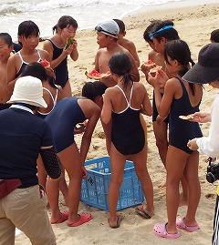 小学生 プール 盗撮 プールの授業中のスクール水着のJSを盗撮!すくすくと発育し ...